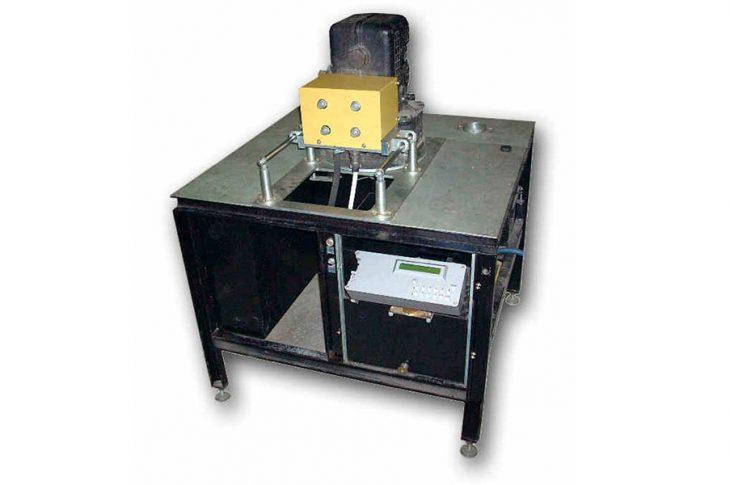 Стенд измерения параметров двухкамерных резервуаров СИДР