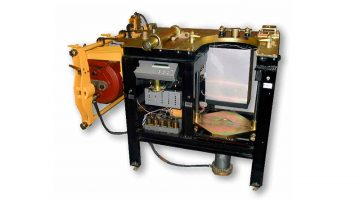 Стенд измерений параметров тормозных цилиндров автоматический СИТЦ