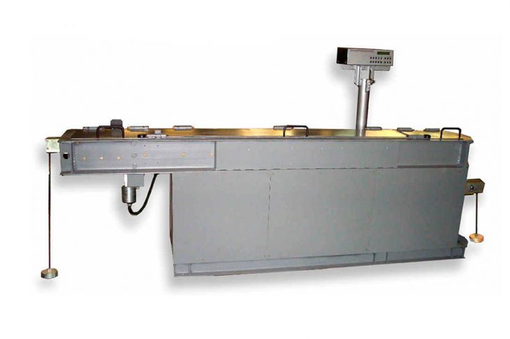 Устройство контроля авторегуляторов тормозных рычажных передач УКРП-1