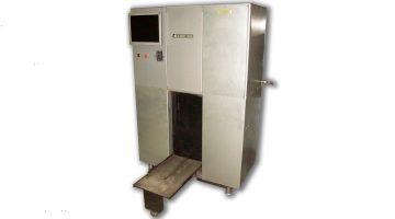 Машина испытания пружин МИП-5000