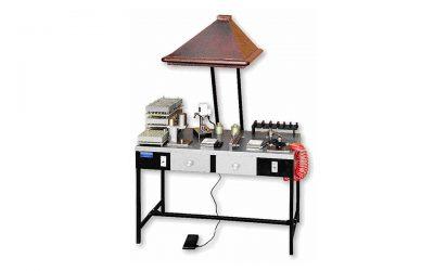 Стол для ремонта резинометаллических клапанов СК-01
