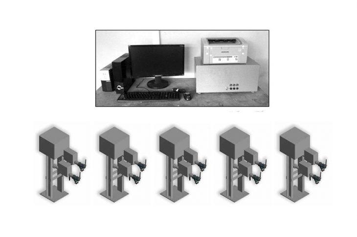 Устройство зарядки и опробования тормозов пассажирских составов УЗОТ-П